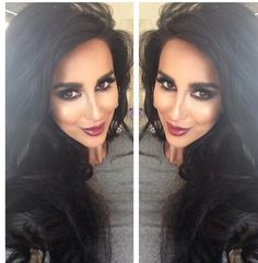 Lily Ghalichi. Literally this girl is my idol. I'm obsessed.
