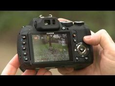 Hands on-Fuji HS10 3 - YouTube