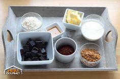 Zutaten für etwa 40 Pralinen: Statt Honig einfach eine Vegane Alternative nehmen und vegane Sahne nehmen