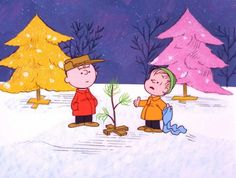 A Charlie Brown Christmas debuted in 1965...the BEST Christmas cartoon EVER!!