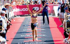 This Mom Did an Ironman 4 Months After Giving Birth