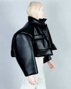 Paul Jung: Melitta Baumeister AW14 - Thisispaper Magazine