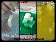 Dissolving sugar cubes experiment.  I am going to change this to see the solubility of a sugar cube with food colouring in it dissolved in to water. alcohol, and oil.  Also show how to speed up dissolution with one cube (agitate, reduce surface, increase temp etc)