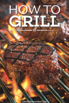 Tailgating Recipes, Barbecue Recipes, Grilling Recipes, Cooking Recipes, Cooking The Best Steak, How To Cook Steak, Grilling The Perfect Steak, Grilled Steak Recipes, Grilled Beef