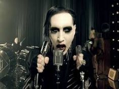 Image result for marilyn manson s