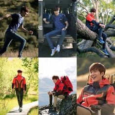 Lee Min Ho shows his various charms in the outdoors of New Zealand for 'Eider' | http://www.allkpop.com/article/2014/03/lee-min-ho-shows-his-various-charms-in-the-outdoors-of-new-zealand-for-eider