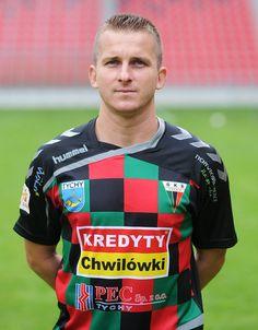 Mateusz Zganiacz - GKS Tychy