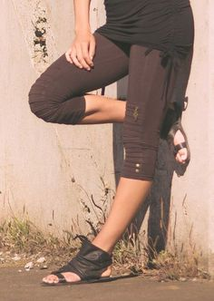 Moto Leggings by Nomads Hemp Wear