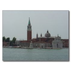 View from Inside Doges Palace, Venice 3 Post Cards