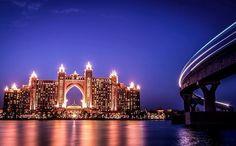 Отель Atlantis, Дубай, ОАЭ