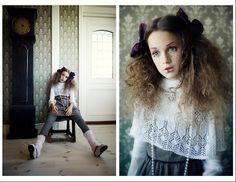 Интересные идеи фотосессии для девушек