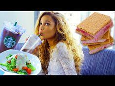 Healthy Breakfast & Lunch Ideas for School or Work! - YouTube