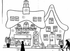 Embroidery Pattern of Shops.dk in Denmark. A lot to choose from. Change names on Shops. Hand Embroidery Patterns, Applique Patterns, Applique Quilts, Log Cabin Patchwork, Applique Templates, House Quilts, Sewing Appliques, Quilted Wall Hangings, Mini Quilts