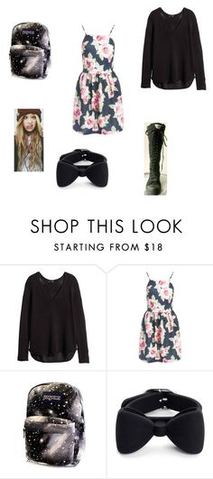 """""""Untitled #252"""" by pufferfishgal on Polyvore featuring Sans Souci, Converse and Marc by Marc Jacobs"""
