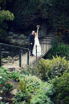 The Orangery Turkey Mill Maidstone wedding of Gemma and Francis
