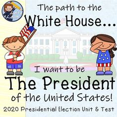 2020 Presidential Election Unit and Test by Lefty Lessons | TpT