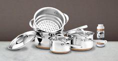 Win a set of Essteele Per Vita Cookware http://woobox.com/o9bf7b/h89l7u