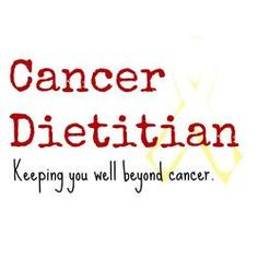 Nutrition plays a instrumental role in how we respond to treatment for cancer. This board will focus on information by Certified Specialist's in Oncology Nutrition (CSO) Registered Dietitians.
