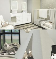 Liney Sims: Toddler room • Sims 4 Downloads
