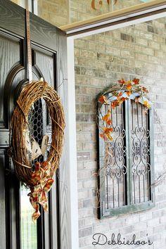 Fabulous Autumn Porch Décor Ideas (20)