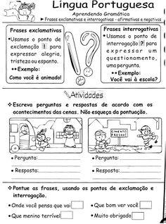 88 Melhores Imagens De Gramática Literacy Activities Handwriting