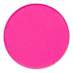 Vibrant Pink Eye Shadow