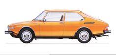 Saab 99 Combi Coupé, 1967