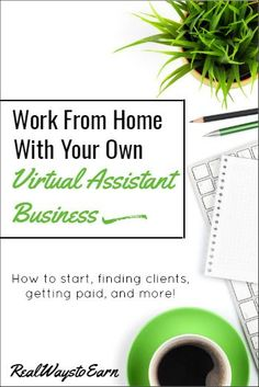 Work From Home Earning $30 Hourly or MORE as a Virtual Assistant