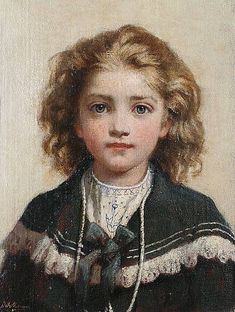 Young Boy In A Sailor Suit, James Jebusa Shannon (1862 – 1923)