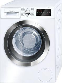 "Bosch Washing Machine Stackable wap24201uc in whitebosch in bridgewater, nj - 24"" compact"