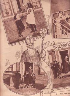 Sinterklaas nummer Katholieke Illustratie 1924 nr.10  1,00