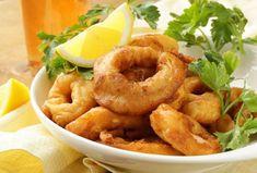 Cómo preparar crujientes anillos de calamar - IMujer