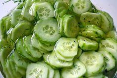 Πικλες αγγουριου Pickles, Cucumber, Salads, Food And Drink, Keto, Vegetables, Cooking, Recipes, Tips