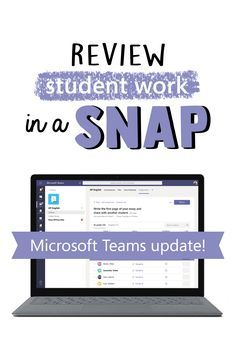 Use this step-by-step process to review student work in Microsoft Teams:  1. Select an assignment from your list  2. Start grading  That's it! No extra clicks necessary. Check out this new Assignments feature.