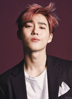 EXO's Suho is Featured on the Cover of Esquire Magazine Suho Exo, Kpop Exo, K Pop, Pop Bands, Shinee, Kim Joon Myeon, Exo Official, K Wallpaper, Kim Minseok