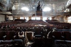 Movie theater by Lauren Farmer