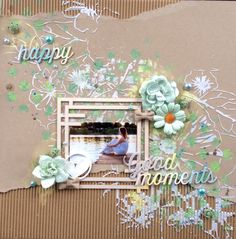 13/11/2014 Scrapbooking Ideas, Scrapbook Layouts, Art Journaling, Paper Craft, Albums, Mixed Media, Creations, Girly, In This Moment