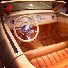 1000 images about car interiors upholstery on pinterest upholstery hot rods and interiors - Nice interior pic ...
