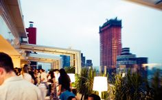 Sky Room Times Square :: NYC's Highest Luxury Rooftop Bar & Lounge