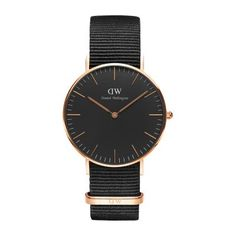 Daniel Wellington Inc. Cornwall Watch Rose 36mm Women's