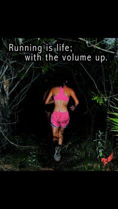 Running is life with the volume up  @oreysmith IG: oreysmith www.oreysmith.com