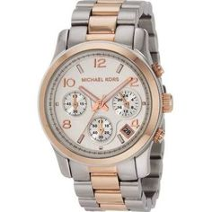 watches for women silver and rose gold - Google Search