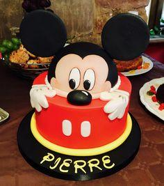 13 Meilleures Images Du Tableau Gateau Maison De Mickey