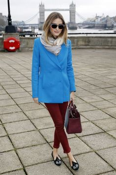 9 Chic New #Color Combinations to Try This Winter ...