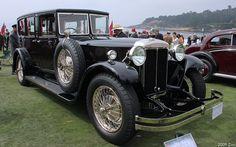 1928 Daimler Double Six 50 Limousine