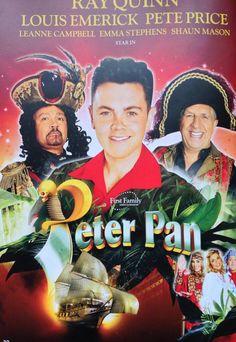 Peter Pan Promo Poster