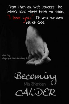 becoming cader, mia sheridan musings of book-a-holic fairies, inc