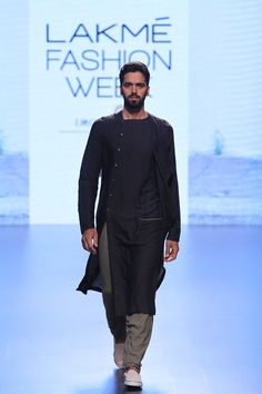 Antar Agni showcased some of the best menswear summer collection at Lakme…