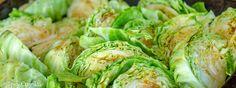 Další ze série pečených zelenin. Jednou už jsem tu recept na pečené zelí dávala, ale tentokrát jsem chtěla něco pikantnějšího. Mohla bych tyhle kebule vrůzných obměnách jíst ob den. Už…