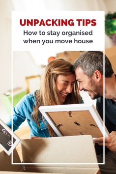 Staying organised when you move house is key to settling in quickly. Check out these top tips for unpacking including where and how to get started.